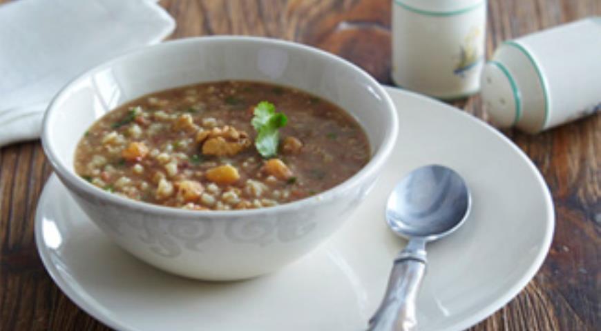 Армянский суп воспнапур в мультиварке