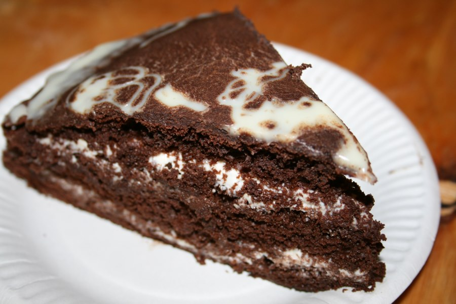 Шоколадные сметанники