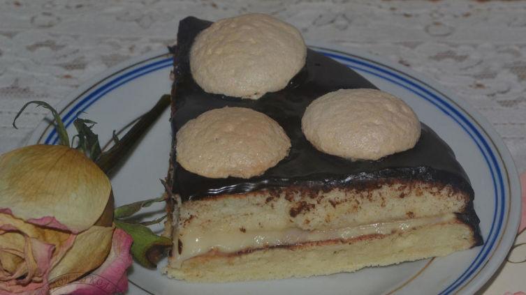 торт «Bonsoir»