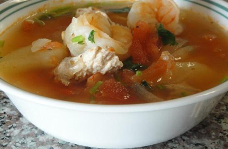 Суп «Греческий»