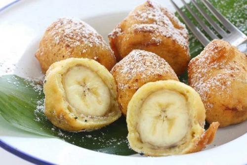 Медовые бананы: самый полезный десерт