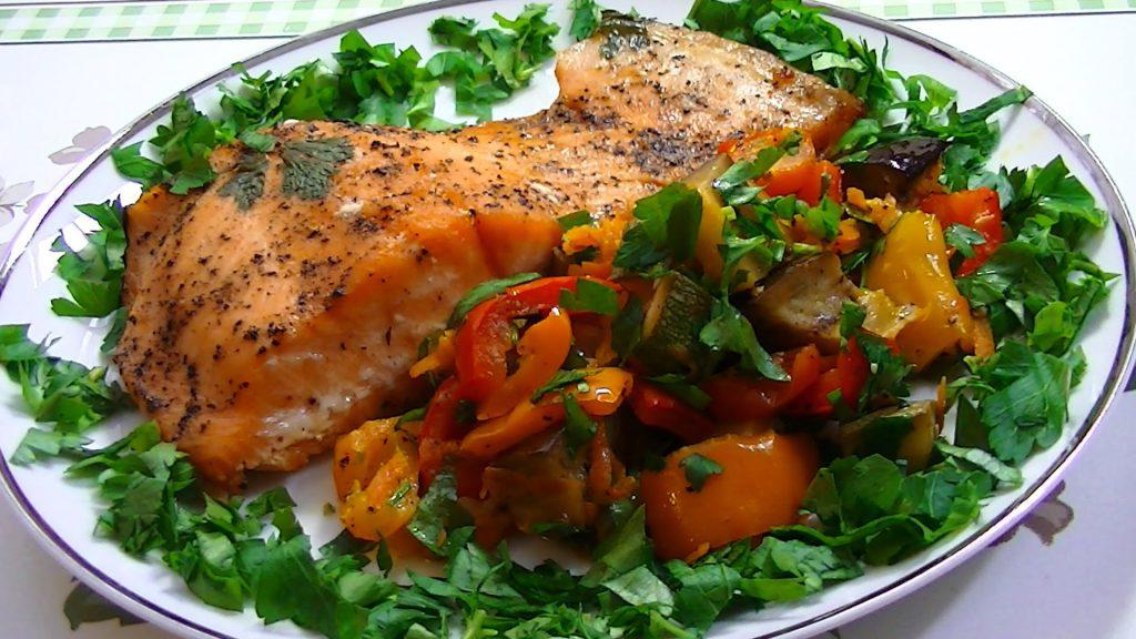 Какую рыбу приготовить на ужин