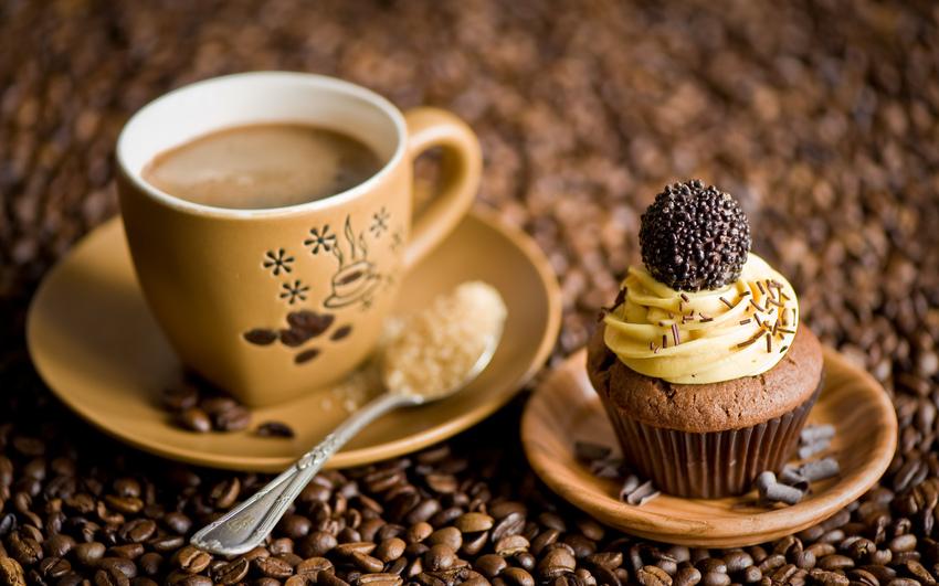 Кекс к кофе