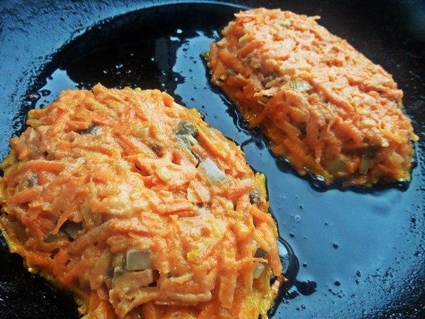 «Печёнкино счастье» в морковной шубе