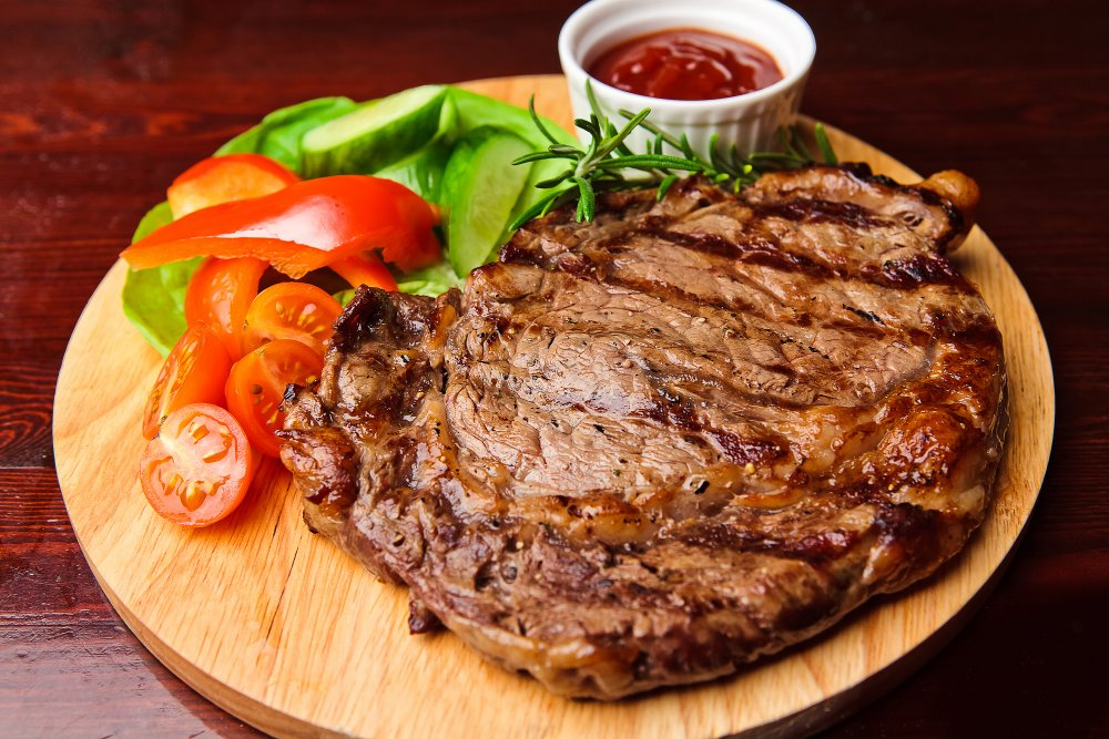 Как из говядины сделать стейки из