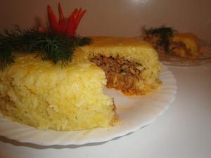 Фаршированный рис