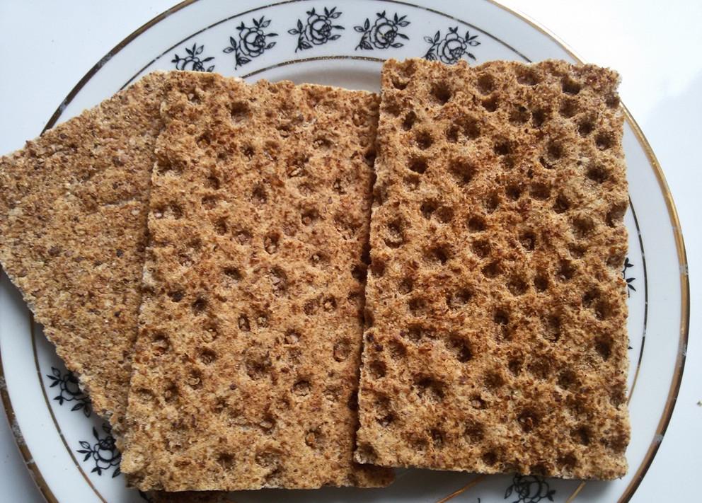 Мультизлаковые хлебцы