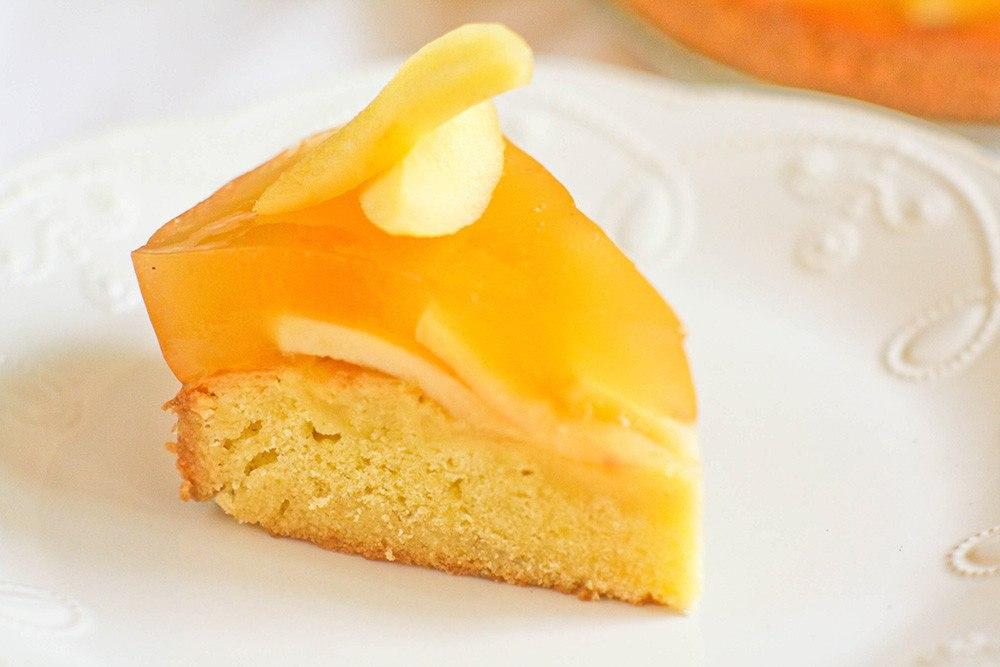 «Чакката» — янтарный яблочный пирог