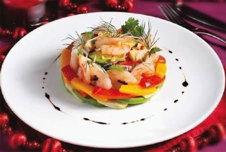 «Гавайский» салат