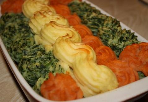 Праздничное картофельное пюре