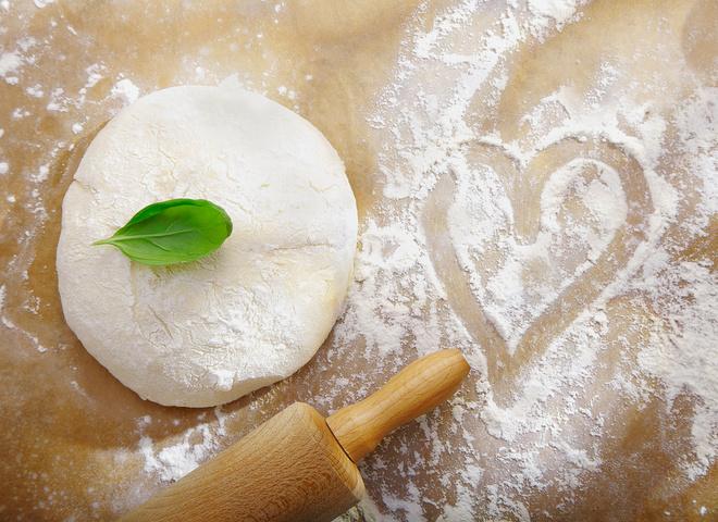 Тесто для пирожков на минеральной воде
