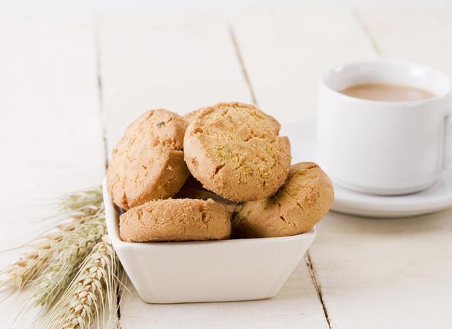Печенье на скорую руку: рецепт с орешками и семечками