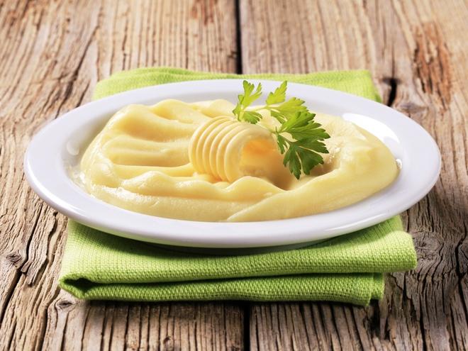 Ирландское картофельное пюре