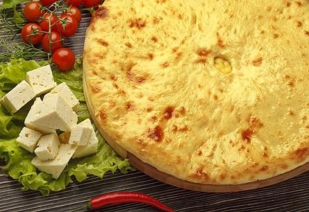 Осетинский пирог с сыром: рецепт