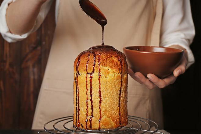 Рецепт шоколадной пасхи