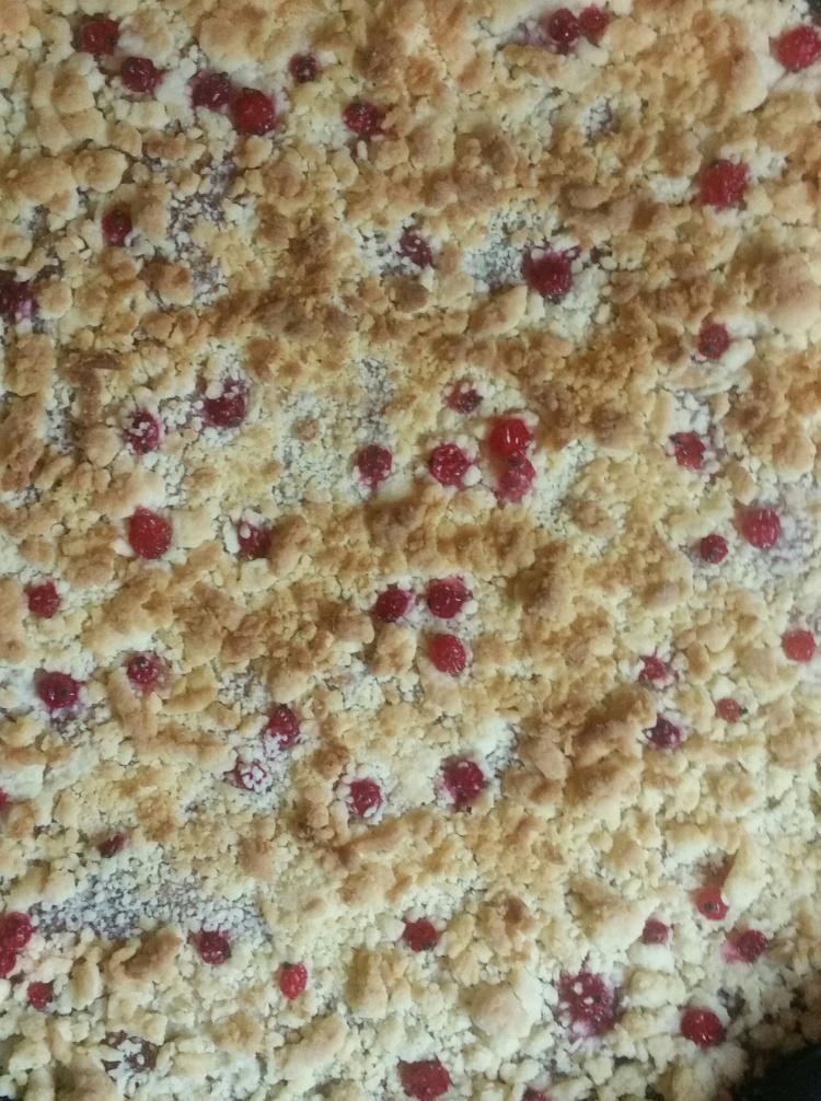 Пирог по мотивам венского печенья