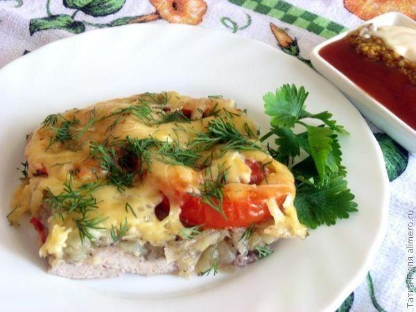 Вкусные рецепты: молодая картошка в духовке с грибами