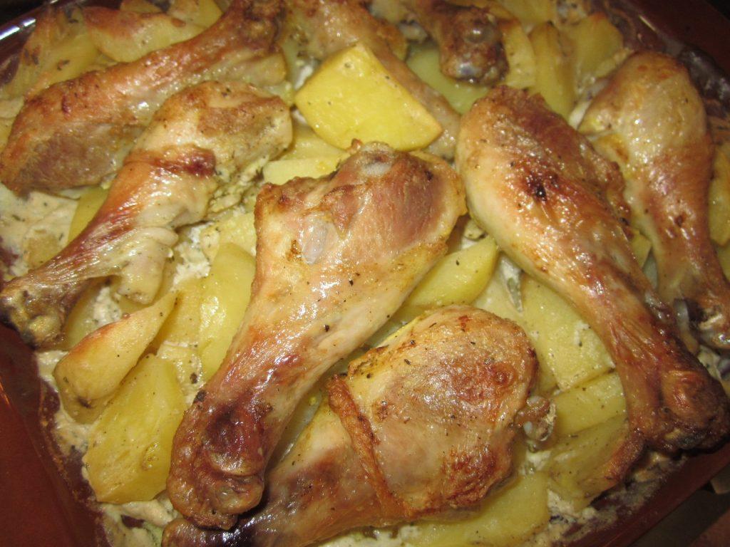 Вкусный ужин в духовке рецепты с фото