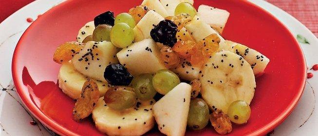 Салат с инжиром и сыром