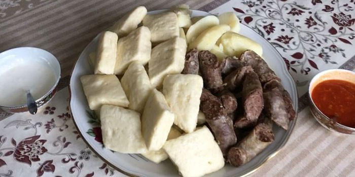 рецепт хинкали с фото пошагово