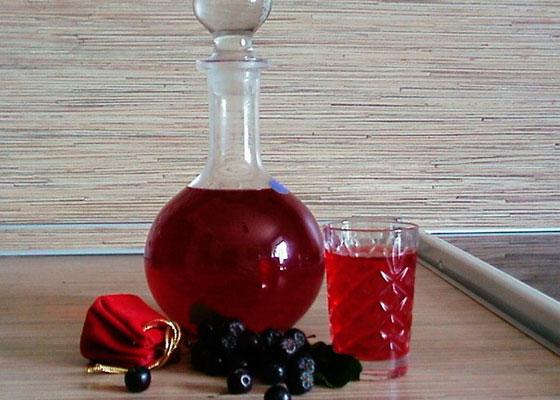 Как сделать из черноплодки настойку на водке