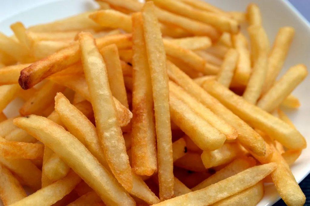 Картошка фри в домашних условиях в духовке