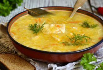 Бесподобно вкусный крестьянский суп