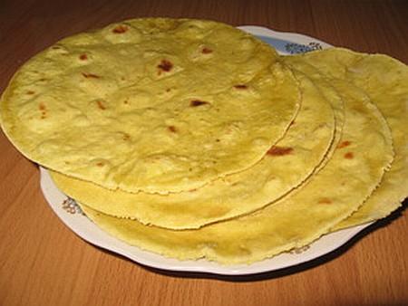 Тортилья «Сырная»