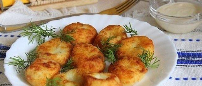 Вкусный испанский омлет с картофелем