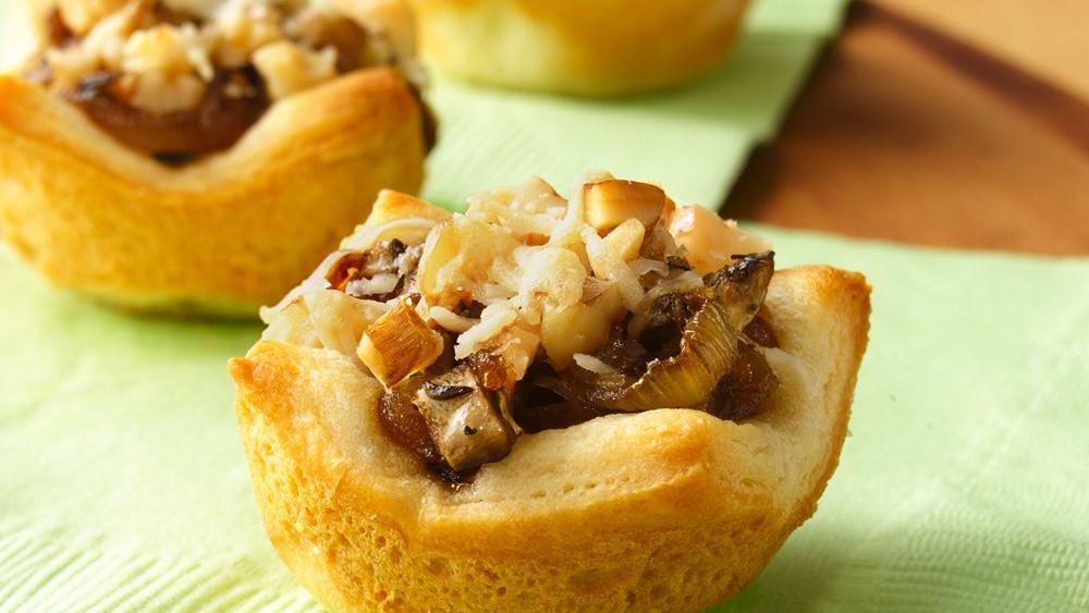 Рецепты тарталеток с грибами