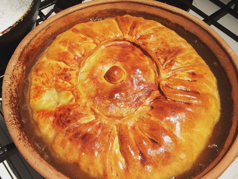 Пирог зур бэлиш