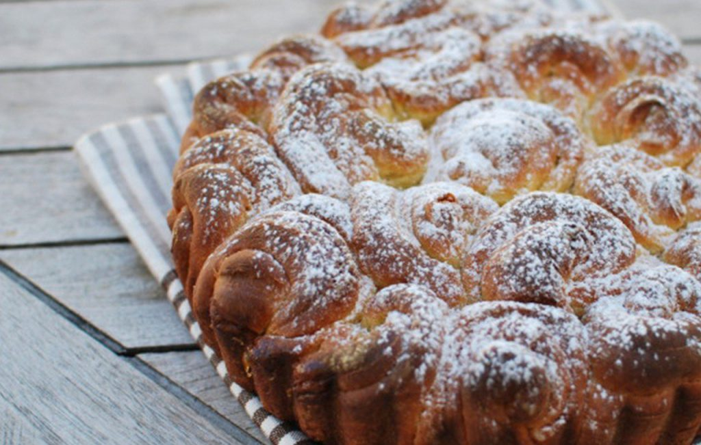Пирог «Булочный»