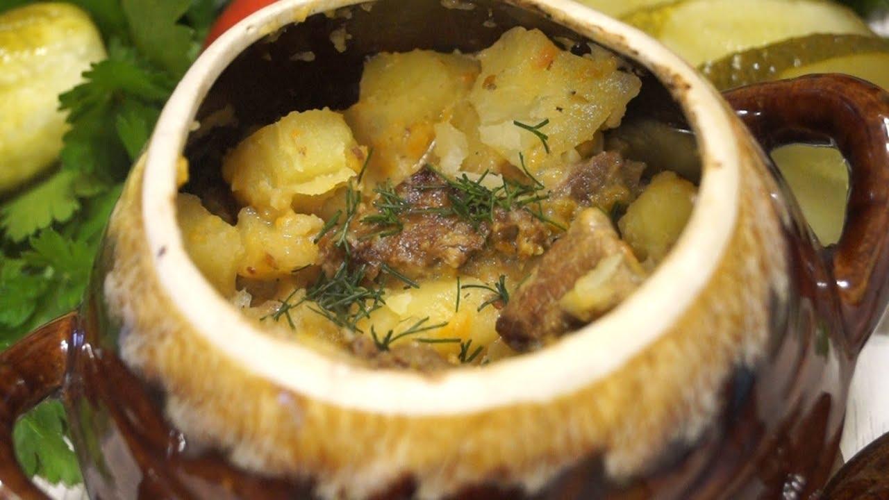 Самые вкусные блюда — в горшочках