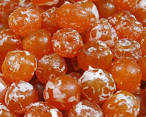Цукаты из абрикос