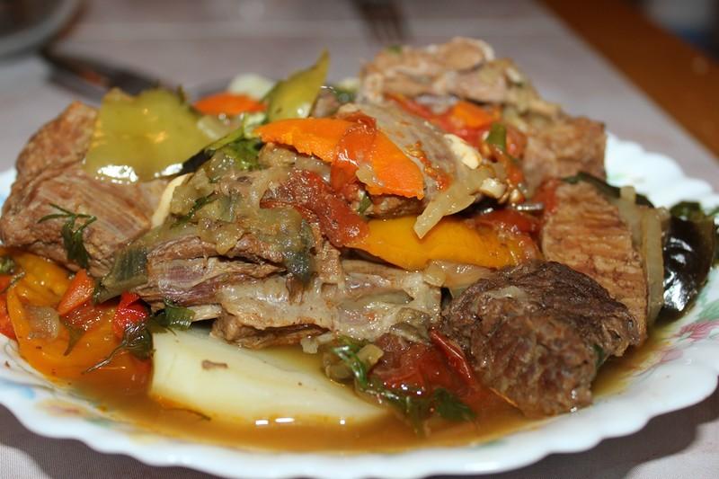 Хашлама по-армянски