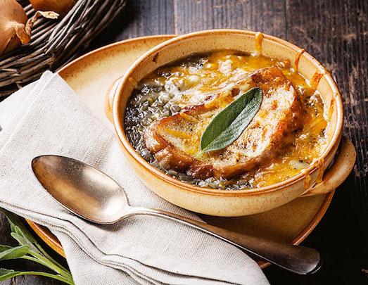 Хотите удивить любимого? Приготовьте пивной суп