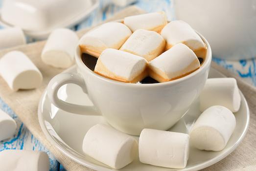 Маршмеллоу — отличная добавка к какао