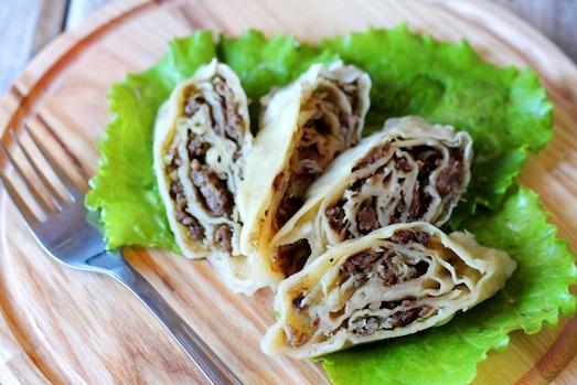 Как приготовить блюдо ханум?