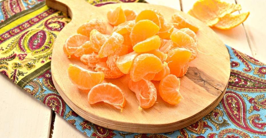 Салат «Помело» (можно заменить на мандарины)