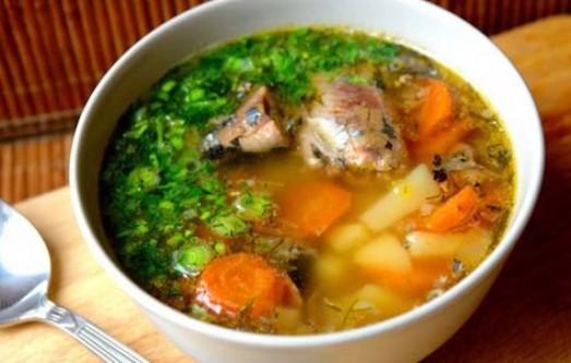 Как приготовить суп из консервов?