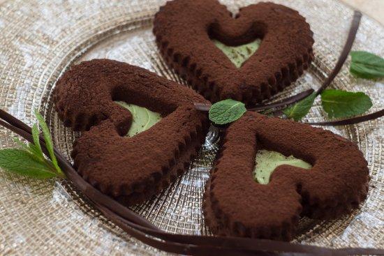 Печенье «Шоколадно-кофейные параллелограммчики»