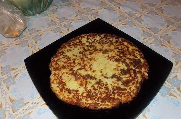 Пирог «Драник»
