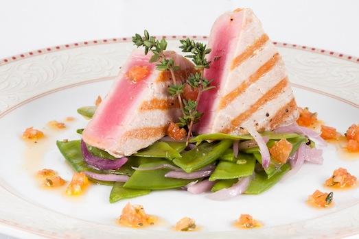 Как правильно готовить блюда из тунца?