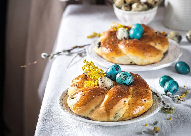 Пасхальные пироги