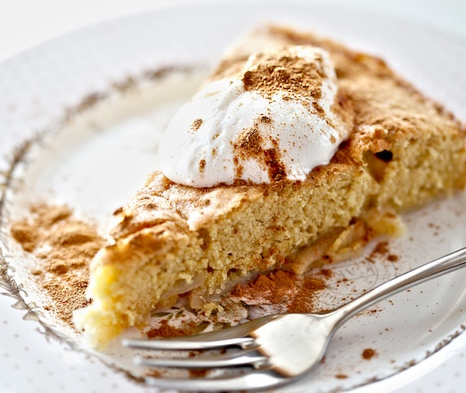 Классический вариант имбирного пирога