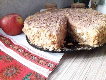 Торт дамский каприз в домашних условиях