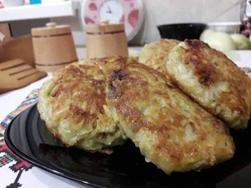 Картофельные драники с мясным фаршем