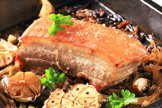 Подчеревок в духовке — вкусное и сытное блюдо