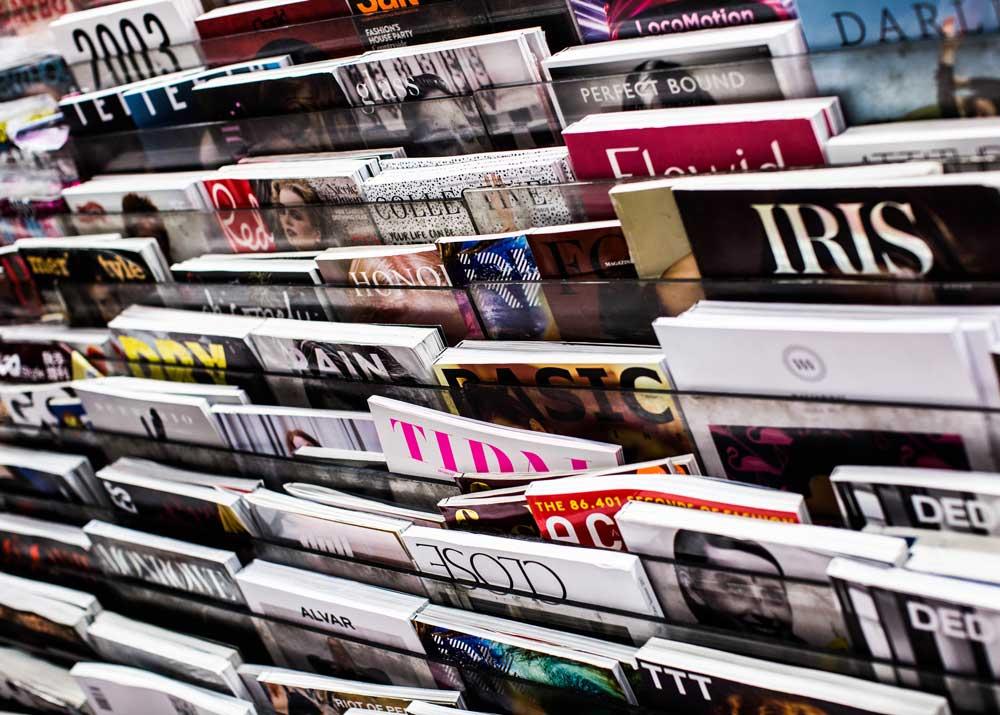 Как создать рекламу для печатных изданий