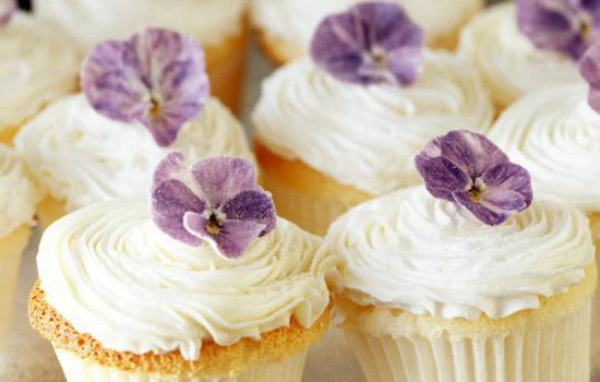 10 цветов для ваших блюд